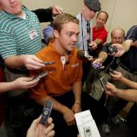 Photo -  Texas QB Colt McCoy