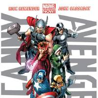 Photo -   This comic image released by Marvel Entertainment shows the cover of the upcoming
