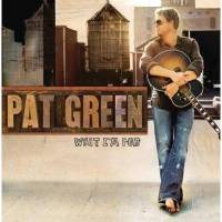 Photo - CD COVER:  Pat Green