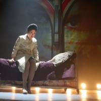 Photo - This undated theater image released by The Public Theater shows Ruthie Ann Miles during a performance of