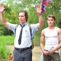 Photo - This film image released by Millennium Films shows Matthew McConaughey, left, and Zac Efron in a scene from