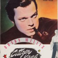 Photo - FILE - This undated file photo provided by Heritage Auctions shows Orson Welles' personal copy of a souvenir program from his classic 1941 film,
