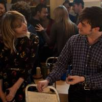 "Photo -       Zoe Kazan and Daniel Radcliffe star in ""What If."" (Caitlin Cronenberg, CBS Films)"