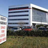 Photo - Harvey Parkway Building at NW 63 Street and Harvey Place in Oklahoma City.
