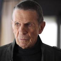 Photo - LEONARD NIMOY / FRINGE: The alternate universe is revealed in Part Two of the FRINGE season finale episode