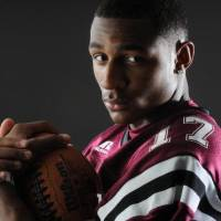 Photo - OU signee Trey Metoyer is likely to miss the start of practices with the Sooners. Metoyer is taking classes at Tyler Junior College in an effort to qualify academically. PHOTO COURTESY TYLER MORNING TELEGRAPH  Jaime R. Carrero