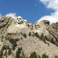 Photo -       Mount Rushmore National Memorial, shown here in a July 12 photo, is a famous South Dakota landmark, and its faces also teach a valuable lesson in work-life balance.