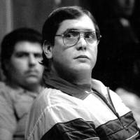 Photo - FILE- In this 1988, file photo, Manuel Pardo, found guilty of nine counts of murder, listens as his sentence is read. Pardo, 56, is scheduled to be executed Tuesday, Dec. 11, 2012, at Florida State Prison in Starke, Fla. U.S. Judge Timothy Corrigan denied Pardo's request for a stay on Monday. (AP Photo/The Miami Herald, Marice Cohn Band, File)