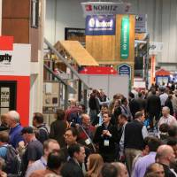 Photo - Some 75,000 people in the homebuilding business, including 400-plus from Oklahoma, attended the annual International Builders Show Feb. 4-6 at the Las Vegas Convention Center.  Photo provided by National Association of Home Builders   - PROVIDED BY NATIONAL ASSOCIATION OF HOME BUILDERS