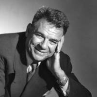 Photo -  Oscar Hammerstein II - Photo courtesy of Rodgers and Hammerstein: An Imagem Company