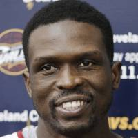 Photo -                                                          Luol Deng                                                                               Cleveland Cavs for                                         ward