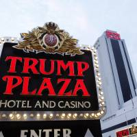 Photo - This Tuesday, Oct. 12, 2010 file photo shows  the Trump Plaza Hotel Casino  in Atlantic City, N.J.  The owners of the Trump Plaza casino in Atlantic City say they expect to shut it down in mid-September. Trump Entertainment Resorts tells The Associated Press on Saturday, July 12, 2014,  that no final decision has been made yet on the boardwalk casino. But the company says it expects the casino to close its doors Sept. 16. Notices warning employees of the expected closing will go out to the casinos 1,000-plus employees Monday. If Trump Plaza closes, Atlantic City could lose a third of its casinos and a quarter of its casino workforce in less than nine months. (AP Photo/Mel Evans)