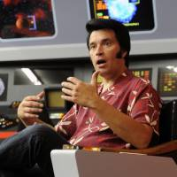 Fan-made \'Star Trek\' sets become tourist attraction in NY
