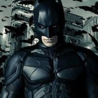 "Photo -  BATMAN / MOVIE: ""The Dark Knight Rises""     ORG XMIT: 1207191458476238"