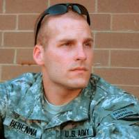 Photo - U.S. Army 1st Lt. Michael Behenna Photo Provided  PROVIDED
