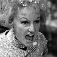 Photo -   FILE--In this May 20, 1966 file photo, comedian Phyllis Diller appears in character in the ABC-TV comedy series ''The Pruitts of Southampton''. Diller, the housewife turned humorist who aimed some of her sharpest barbs at herself, died Monday, Aug. 20, 2012, at age 95 in Los Angeles. (AP Photo/File)