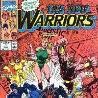 Photo -  New Warriors 1