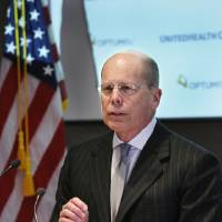 Photo - Stephen  Hemsley CEO of United-Health Group