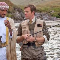 Photo - This image released by CBS Films shows Ewan McGregor in a scene from the film,