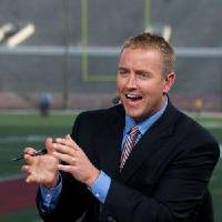 Photo - ESPN college football analyst Kirk Herbstreit  Joe Faraoni - ESPN