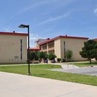 Photo - The barracks at Fort Sill where unaccompanied immigrant children are being housed. The federal agency overseeing the program said use of Fort Sill will be phased out by Friday.  Photo provided  PROVIDED