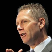 Photo - Former U.S. Rep. Steve  Largent