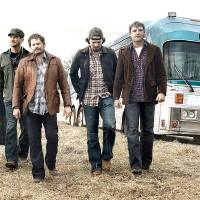 Photo - Randy Rogers Band will play the Wormy Dog New Year?s Eve Bash Saturday night at Wormy Dog Saloon, 311 E Sheridan. Doors will open at 6 p.m.; Brison Bursey will be the special guest. For more information, call 601-6276. PHOTO PROVIDED      ORG XMIT: 1112291610160955