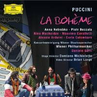 Photo - This undated publicity photo provided by Deutsche Grammophon and Decca Classics, U.S. shows the cover of the DVD for Puccini's