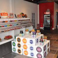 Photo - INTERIOR: Inside of Bricktown Candy Co.  PROVIDED BY BRICKTOWN CANDY CO.ORG XMIT: 0906172220460164