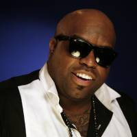 Photo -   FILE - Recording artist Cee Lo Green poses for a portrait in this Nov. 16, 2010 file photo taken in New York. Green says he'll stick with