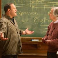 Photo - Kevin James and Henry Winkler in