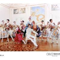 "Photo - Members of the Russian National Ballet show a scene from ""Cinderella.""  Photo provided"