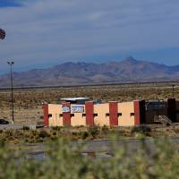 Photo -  The Fort Sill Apache Tribe's 30-acre reservation in Akela Flats, N.M. is home to a restaurant and a smoke shop. The tribe is suing New Mexico for recognition in that state. Photo courtesy Fort Sill Apache Tribe