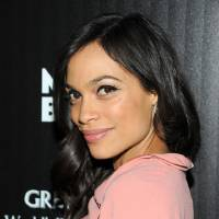 Photo - Rosario Dawson  Evan Agostini