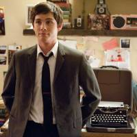 Photo - This image released by Summit Entertainment shows Logan Lerman in a scene from