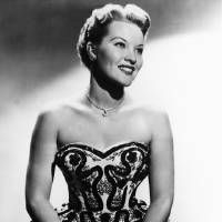 Photo -  Tulsa native and singer Patti Page is seen in this 1954 photo.  Unknown - The Daily Oklahoman
