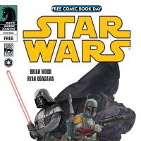 Photo - Darth Vader and Boba Fett are featured in Dark Horse's