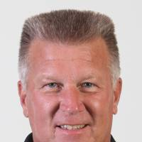 Photo - Keith Lough, Oklahoma Christian Academy football coach