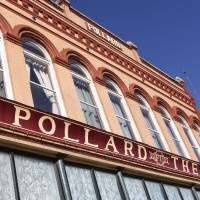 Photo - The Pollard Theatre is in historic downtown Guthrie.