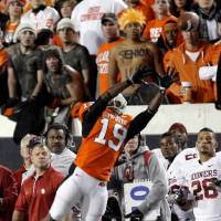 Photo -  Brodrick Brown made the play of the year