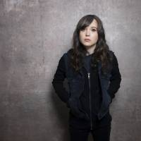 Photo - Actress Ellen Page from the film