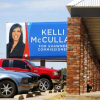 Shawnee election shows signs of contention