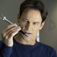 "Photo -  Stephen Moyer is shown in a scene from the fifth episode of Season Six of ""True Blood."". - Photo by John P. Johnson/Courtesy of HBO"