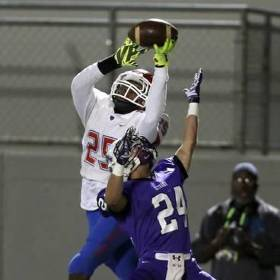 John Marshall junior defensive back Justin Broiles has been offered by Kansas State and Nebraska this week.