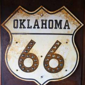 Walking Route 66 with Brianna Bailey - Day 2