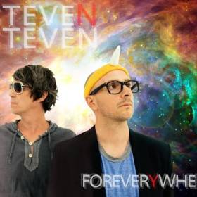 Steven Drozd, left, and Steve Burns front the psychedelic children\'s rock band STEVENSTEVEN....
