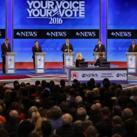 7 takeaway moments from the eighth GOP debate