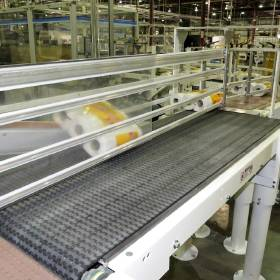 Product rolls out at Orchids Paper Products in Pryor. [PHOTO BY RICHARD MIZE, THE OKLAHOMAN]