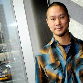 Zappos CEO Tony Hsieh shares 4 business books he thinks everyone should read