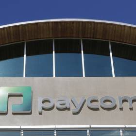 Paycom Software Inc. campus at 7501 W Memorial Rd. in Oklahoma City. [Photo By Steve Gooch,...